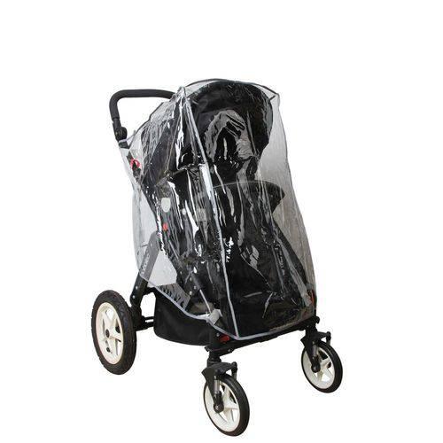 Capa de Chuva Universal para Carrinho de Bebê Multikids Baby - BB352