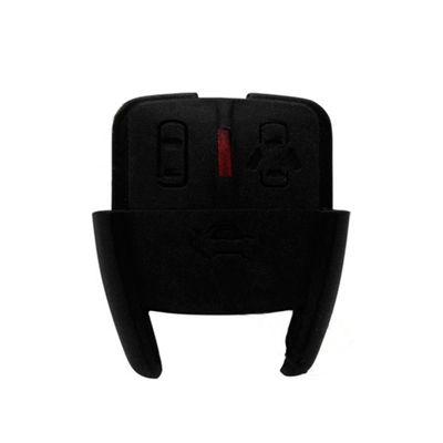 Capa do Controle do Alarme Telecomando da Chave de Ignição do Astra Corsa Vectra Zafira S10 Montana 3 Botões
