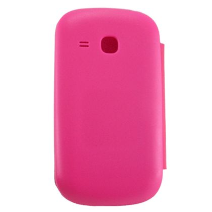 Capa Flip Cover Samsung Galaxy Fame Rosa - Idea