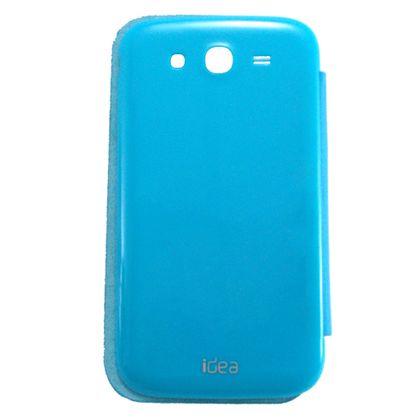Capa Flip Cover Samsung Galaxy Grand Duos Azul Claro - Idea