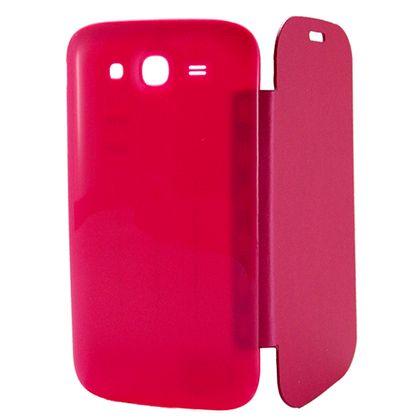 Capa Flip Cover Samsung Galaxy Grand Duos Rosa - Idea