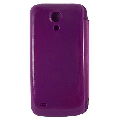 Capa Flip Cover Samsung Galaxy S4 Mini Roxo - Idea