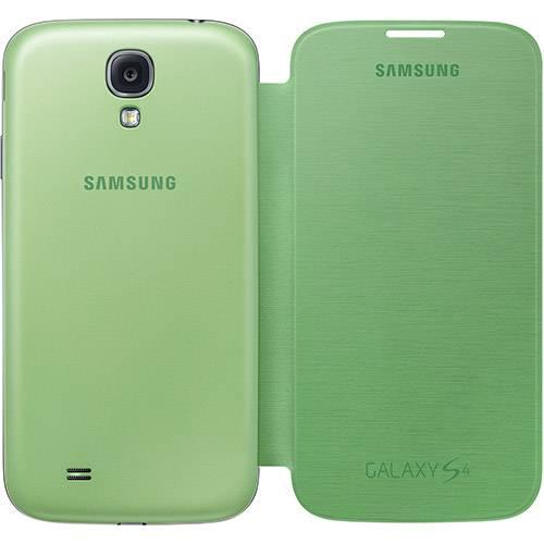 Capa Flip Cover Samsung Galaxy S4 Verde