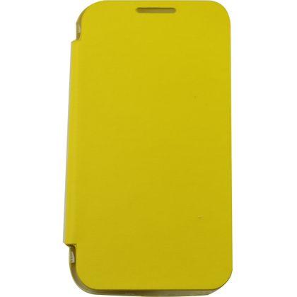 Capa Flip Cover Samsung Galaxy Win Duos Amarelo - IDEA