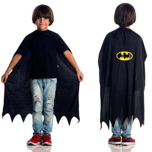 Capa Infantil Batman