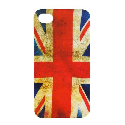 Capa Iphone 4/4S Bandeira Inglaterra - Idea