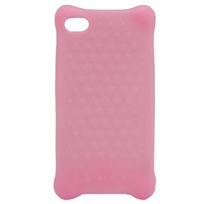 Capa Iphone 4/4S Bbuble Rosa - Idea