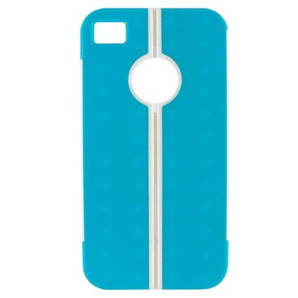 Capa Iphone 4/4S Dobravel Azul - Idea