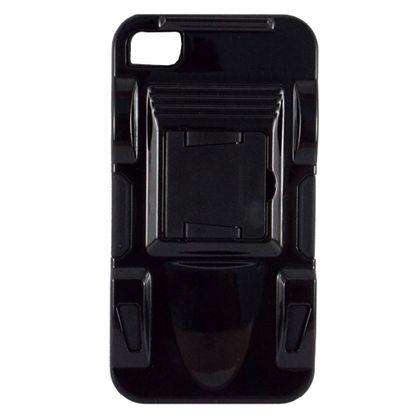 Capa Iphone 4/4S Running Car Preto - Idea