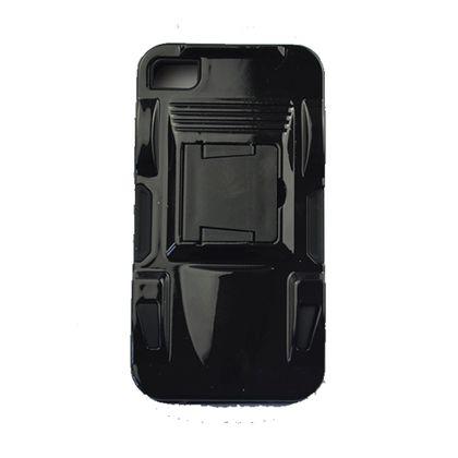 Capa IPhone 5/5S Running Car Preto - IDEA