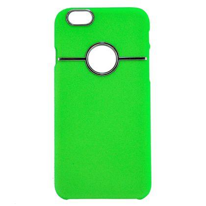 Capa Iphone 6 e 6S Pc Aluminio Verde - Idea