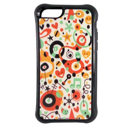 Capa Iphone 6 e 6S Pc + Tpu Colorido - Idea