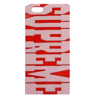 Capa Iphone 6 e 6S Supreme Vermelho - Idea