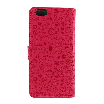Capa Iphone 6 Plus e 6S Plus Cartoon Rosa - Idea
