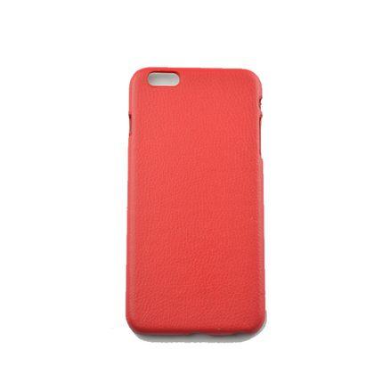 Capa IPhone 6 Plus e 6S Plus PC Couro Vermelho - IDEA