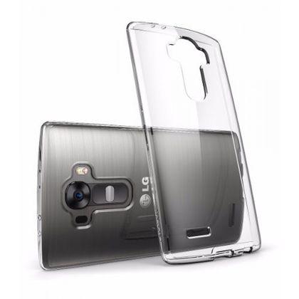 Capa LG G4 Stylus TPU Transparente
