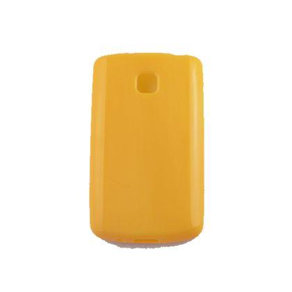 Capa Lg L1 - Tpu Amarela - Idea