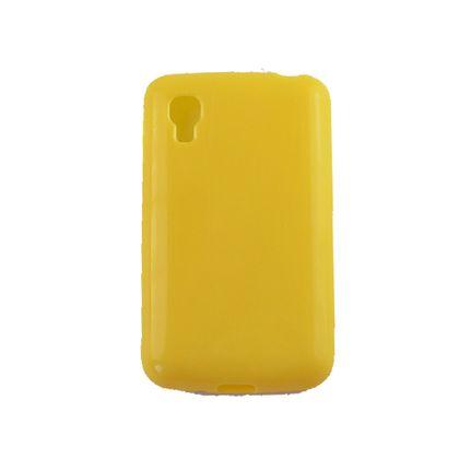 Capa Lg L4 Ii Tpu Amarelo - Idea
