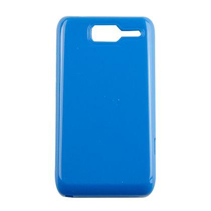 Capa Motorola D1 Tpu Azul - Idea
