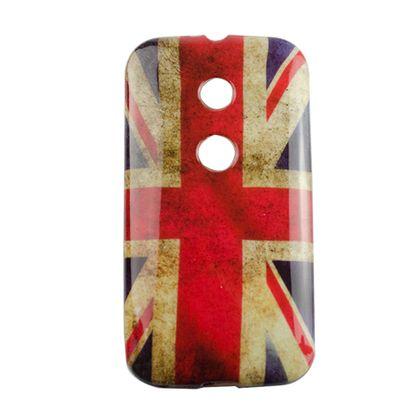Capa Motorola Moto e Bandeira Inglaterra - Idea