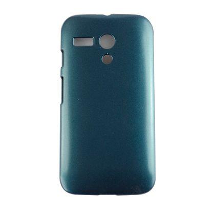 Capa Motorola Moto G Pc Premium Azul - Idea