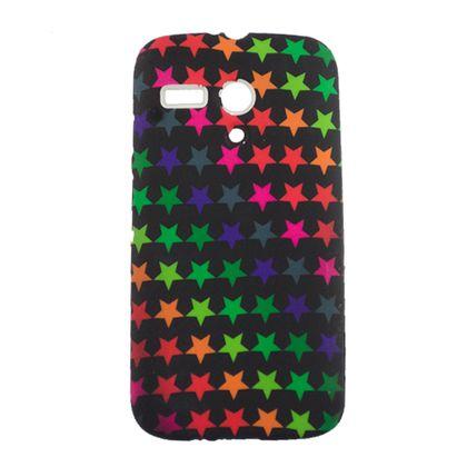 Capa Motorola Moto G Tpu Estrelas - Idea