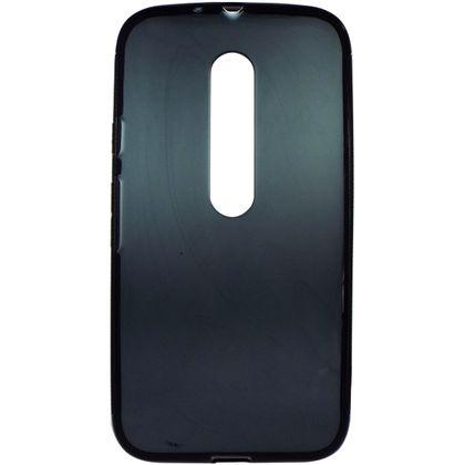 Capa Motorola Moto G3 TPU Preto - Idea