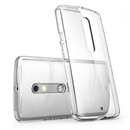 Capa Motorola Moto X Force TPU Transparente - Idea