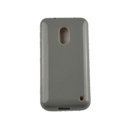 Capa Nokia 620 Tpu Cinza - Idea