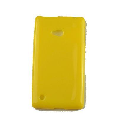 Capa Nokia 720 Tpu Amarelo - Idea