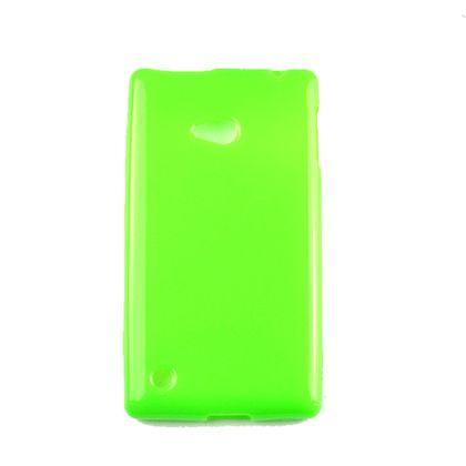 Capa Nokia 720 Tpu Verde - Idea