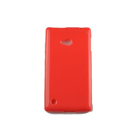 Capa Nokia 720 Tpu Vermelho - Idea