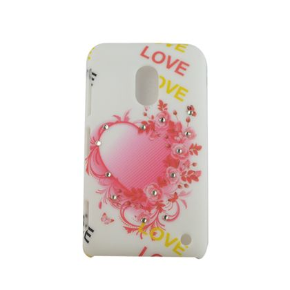 Capa Nokia Lumia 620 Pc Heart - Idea