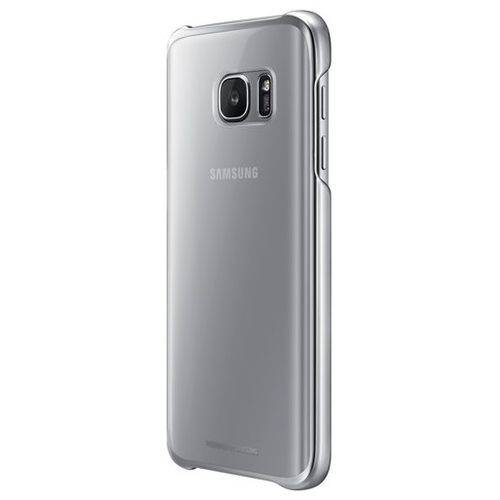 Capa Original Samsung Clear Cover Galaxy S7 Flat Sm-g930