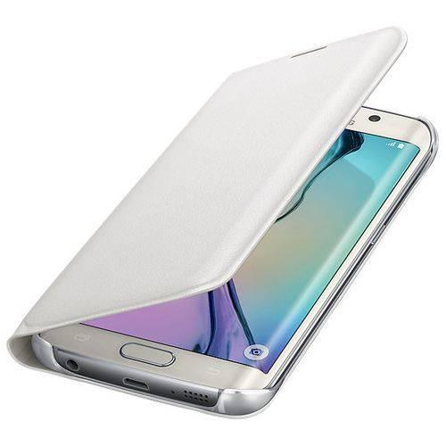 Capa Original Samsung Flip Wallet Carteira S6 Edge SM-G925