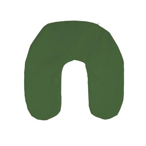 Capa para Almofada de Pescoço Infantil - Verde Unidade Infantil