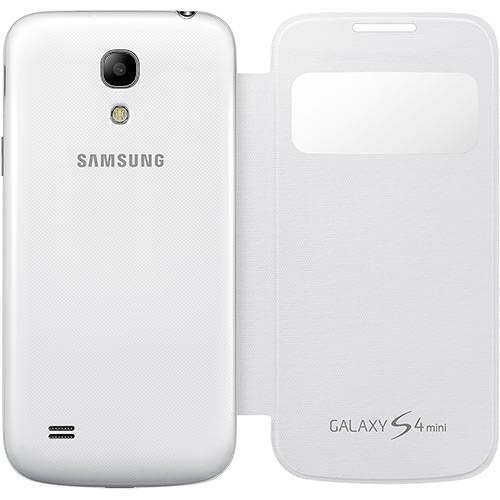 Capa para Celular Galaxy S4 Mini Prote S View Branca - Samsung