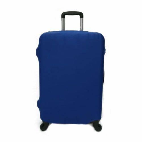 Capa para Mala de Viagem Média Azul Ys27012