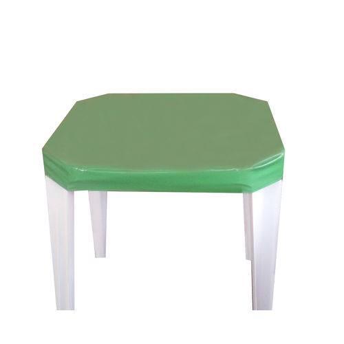 Capa para Mesa Plástica Verde