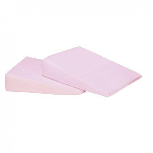 Travesseiro Anti-refluxo para Carrinho - Rosa