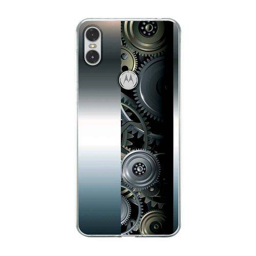 Capa Personalizada Motorola One XT1941 Hightech - HG09