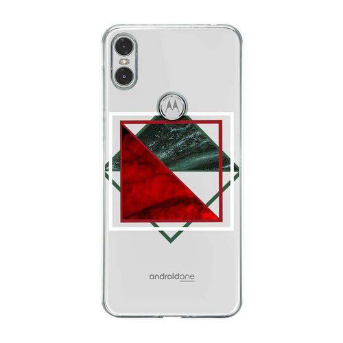 Capa Personalizada Motorola One XT1941 Mármore - MM10