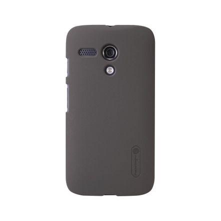 Capa Protetora Nillkin Super Frosted para Motorola Moto G-Preta