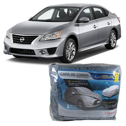 Capa Protetora Nissan Sentra Forro Parcial