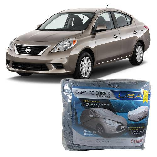 Capa Protetora Nissan Versa Forro Parcial