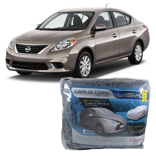 Capa Protetora para Cobrir Nissan Versa