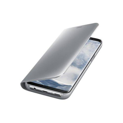 Capa S8 Clear View Standing Cover