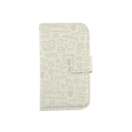 Capa Samsung Galaxy Ace 3/SII Dual Tv Branco