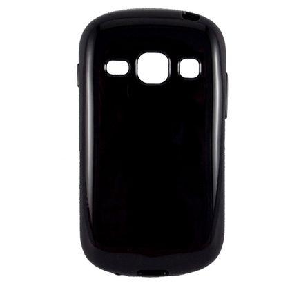 Capa Samsung Galaxy Fame Tpu Gel Preto - Idea