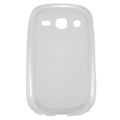 Capa Samsung Galaxy Fame Tpu Transparente - Idea